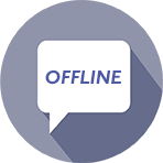 Offline -- Chat is unavailable